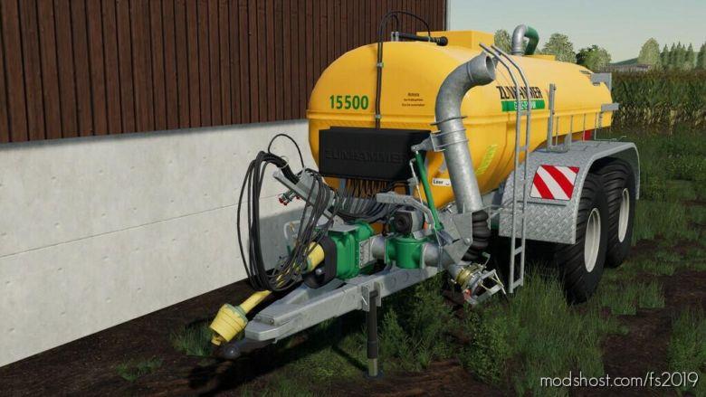Zunhammer SK Pack V1.1 for Farming Simulator 19