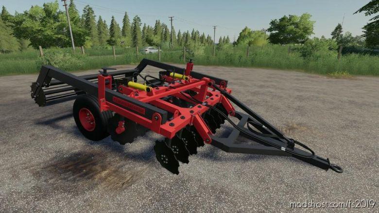 BDM 2.7X2P for Farming Simulator 19