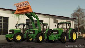 John Deere 6X20 Series for Farming Simulator 19