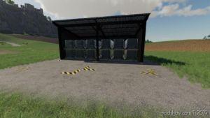 GlobalCompany – Pallet Storage Straw Harvest Addon for Farming Simulator 19