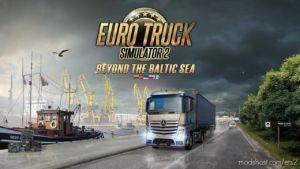 4 DLC For Euro Truck Simulator [1.36] .2.24S for Euro Truck Simulator 2