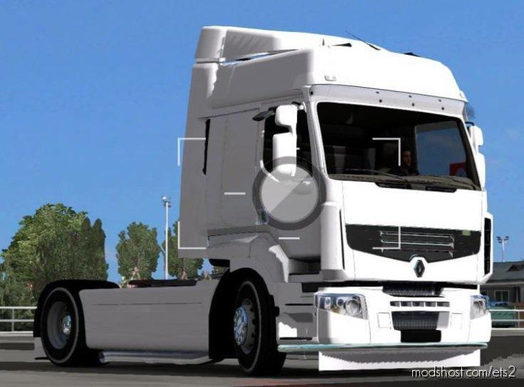 Renault Premium Turkish Style [1.36.X] for Euro Truck Simulator 2