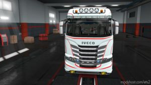 Iveco S-Way 2020 V1.2 [1.36] for Euro Truck Simulator 2