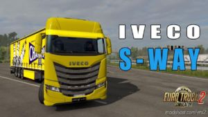 Iveco S WAY V1.1 By Fireiidotcn [1.36.X] for Euro Truck Simulator 2