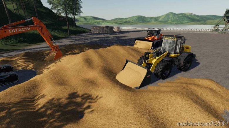 Real Shovel for Farming Simulator 19