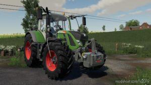 Fendt 700 Vario SCR for Farming Simulator 19