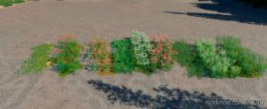 Paint Grass OR Bushes OR Flowers In Game With Landscape Tool for Farming Simulator 19