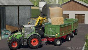 Reschke High-Dump Bucket V1.0.0.1 for Farming Simulator 19