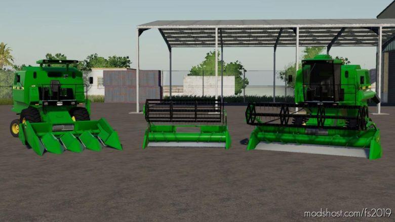 SLC 6200 for Farming Simulator 19