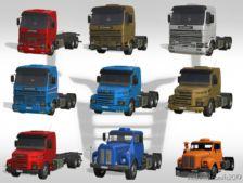 Scania Pack for Farming Simulator 19