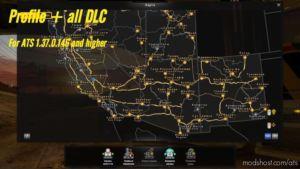 Profile + ALL DLC V1.1 for American Truck Simulator