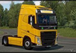 Volvo FH4 Trasko Skin for Euro Truck Simulator 2