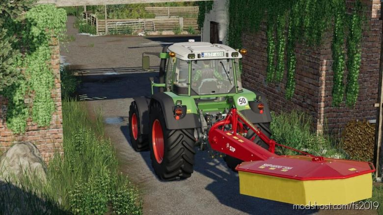 SIP Roto 220 for Farming Simulator 19