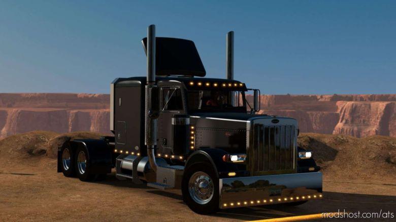 Peterbilt 389 Modified V2.2.6 [REL] [1.37] for American Truck Simulator