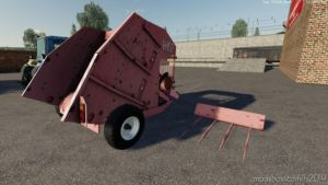 Agromet H152 V 1.1 for Farming Simulator 19