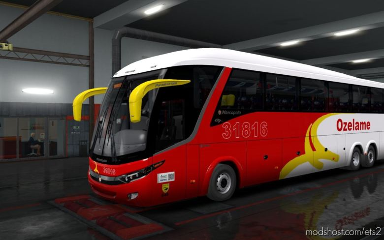Ozelame Skin for Euro Truck Simulator 2