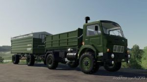 RMT D-754 Truck Pack for Farming Simulator 19
