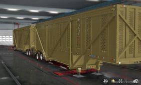 Rodotrem Canavieiro Rodolinea V1.3 for Euro Truck Simulator 2