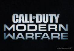 Modern Warfare 2019 Menu Music for Euro Truck Simulator 2