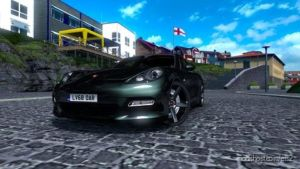 Porsche Panamera V3.0 [1.36] for Euro Truck Simulator 2