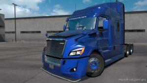 Freightliner Cascadia 2018 V1.15 [1.37] Truck for American Truck Simulator