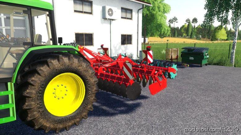 Kverneland Qualidisc Farmer 4000 for Farming Simulator 19