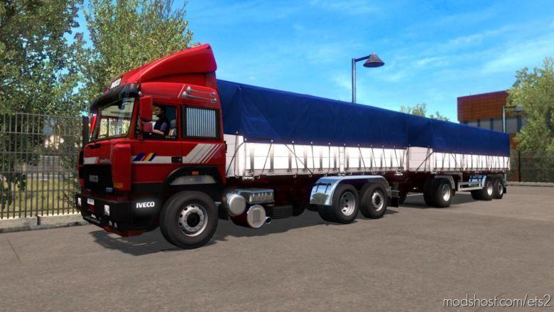 Iveco Turbostar [1.36.X] for Euro Truck Simulator 2