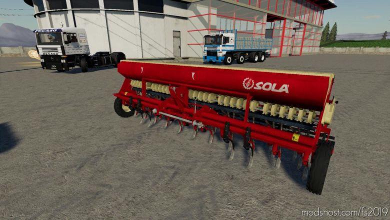 Sola Tricombi for Farming Simulator 19
