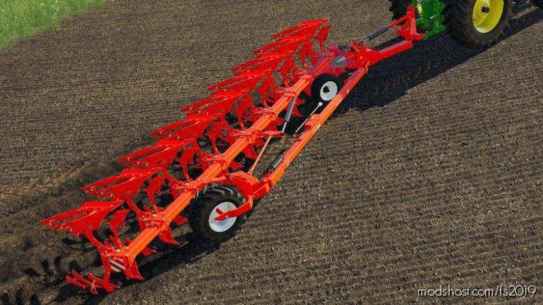 Kuhn Vari Master for Farming Simulator 19