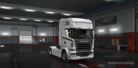 Scania Arrow Skin for Euro Truck Simulator 2