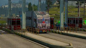 Tata 1615 Container Truck V2.1 for Euro Truck Simulator 2