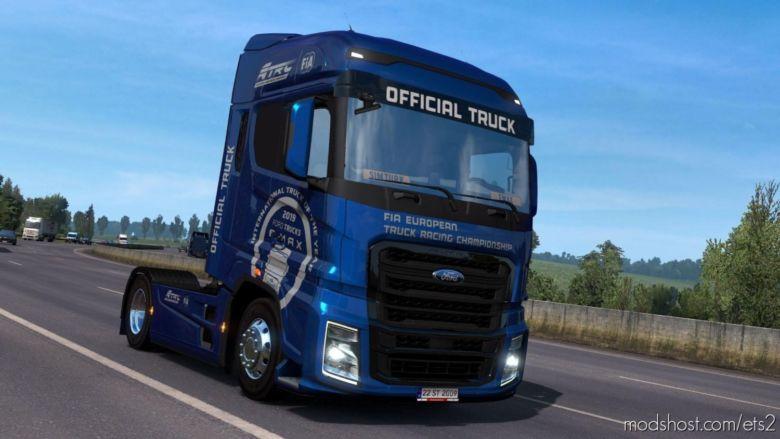 Ford Trucks F-Max V2.0 [1.37] for Euro Truck Simulator 2