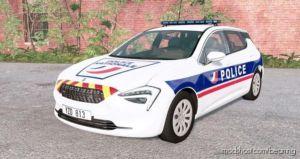 Cherrier FCV National Police V0.2 for BeamNG.drive