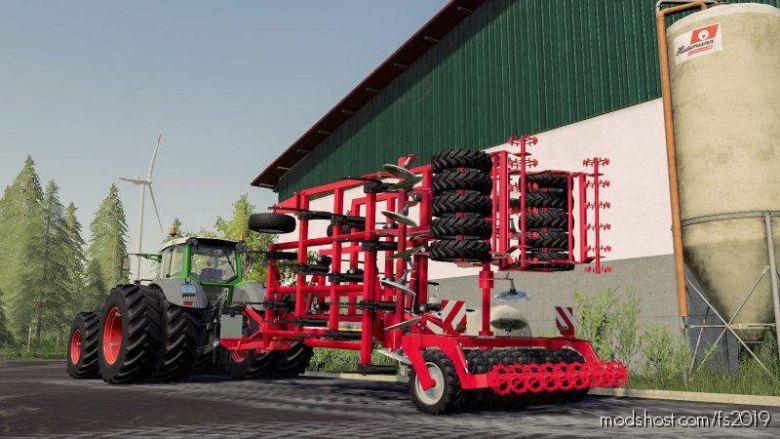 Horsch Tiger 6AS for Farming Simulator 19