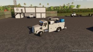 Freightliner Service Truck V0.1 for Farming Simulator 19