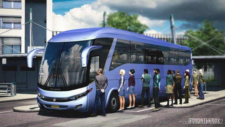 BUS Passenger Mod [1.36.X] for Euro Truck Simulator 2