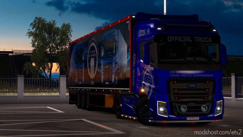 Ford Trailer for Euro Truck Simulator 2
