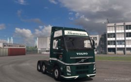 Volvo FH Classic By Peerke V1.5 for Euro Truck Simulator 2
