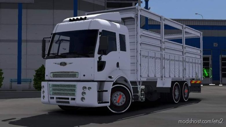 Ford Cargo 2524 [1.36.X] for Euro Truck Simulator 2