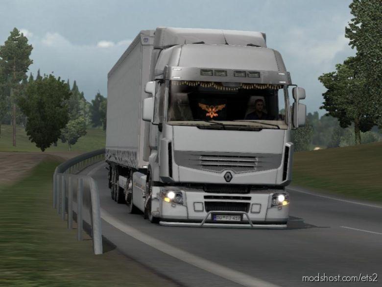 Renault Premium LOW Deck for Euro Truck Simulator 2
