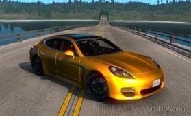 Porsche Panamera V3.0 [1.36.X] for American Truck Simulator