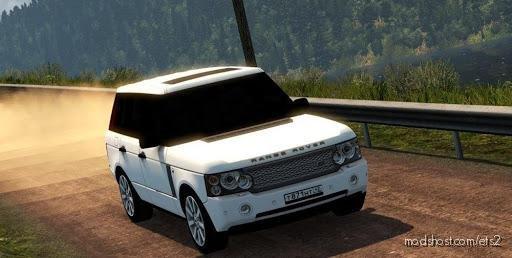 Range Rover [1.37] for Euro Truck Simulator 2