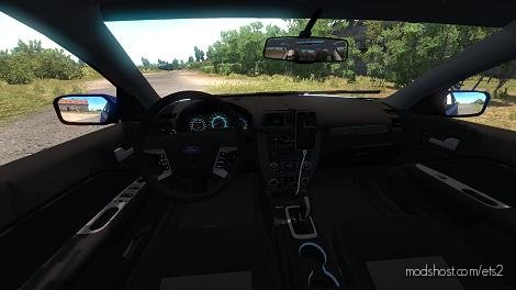 Ford Fusion 2010 V2 [1.36] for Euro Truck Simulator 2