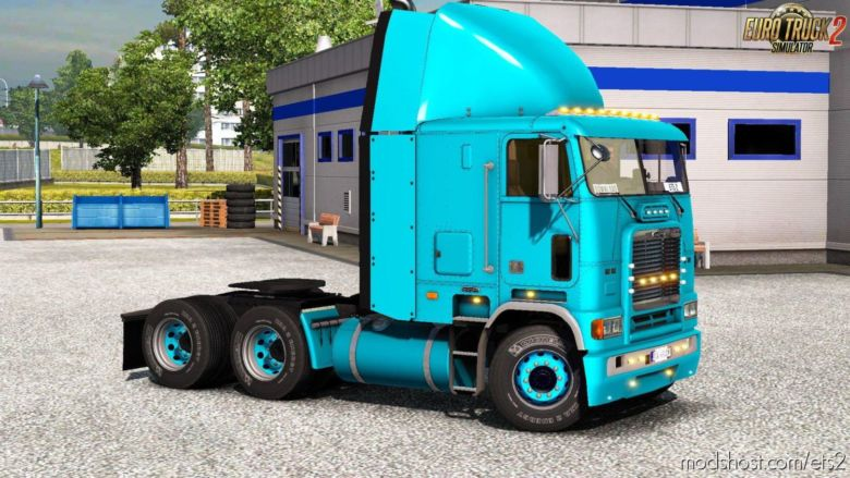Freightliner FLB V2.0.7 Edit By Harven [1.37.X] for Euro Truck Simulator 2