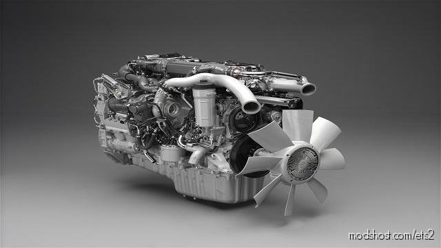 Scania L Series Sound [1.37] for Euro Truck Simulator 2