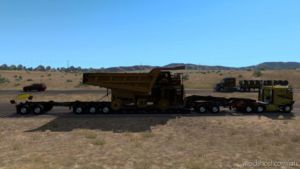 Caterpillar 785C Mining Truck For Heavy Cargo Pack DLC [1.37.X] for American Truck Simulator
