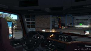 ALL Trucks Unlimited Seat Adjustment V1.0.0.1 for American Truck Simulator