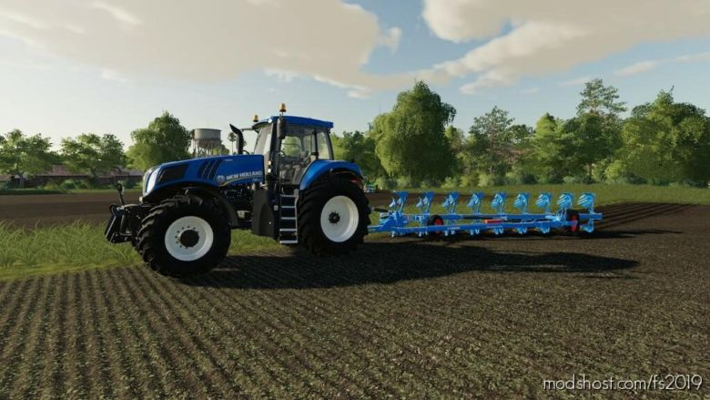 Lemken Diamant for Farming Simulator 19