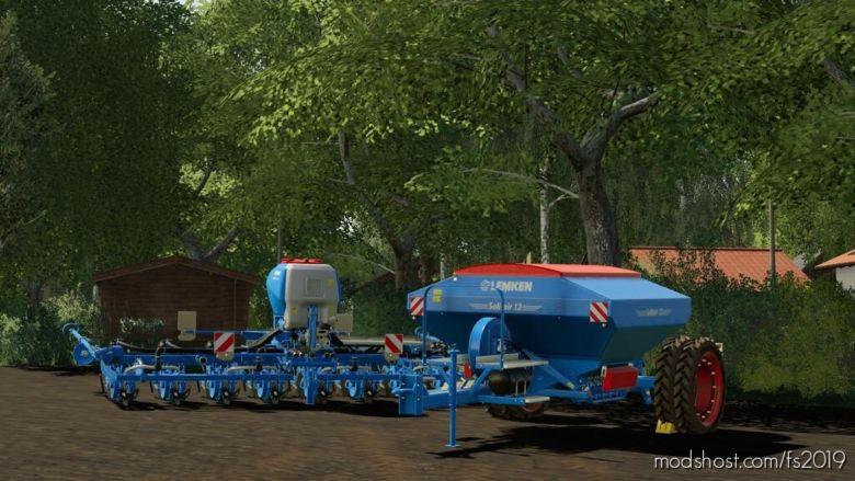 Lemken Solitair 12 SW for Farming Simulator 19