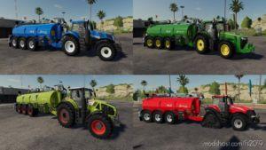 Samson Slurry Pack for Farming Simulator 19
